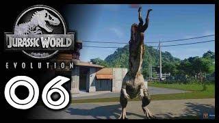 Das große Fressen + 1993 Jurassic Park Jeep | Jurassic World Evolution #06
