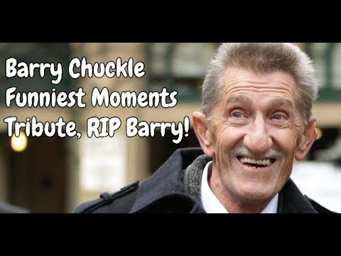 Barry Chuckle Funniest Moments Tribute, RIP Barry - Chuckle Brothers!