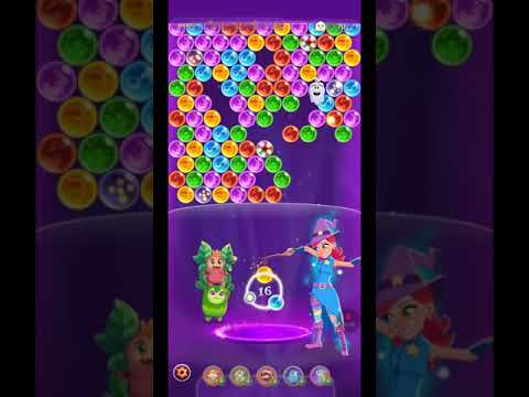 Bubble Witch 3 Saga Level 1314 ~ No Boosters