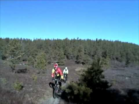 Myles Standish Ride Feb 15, 2009