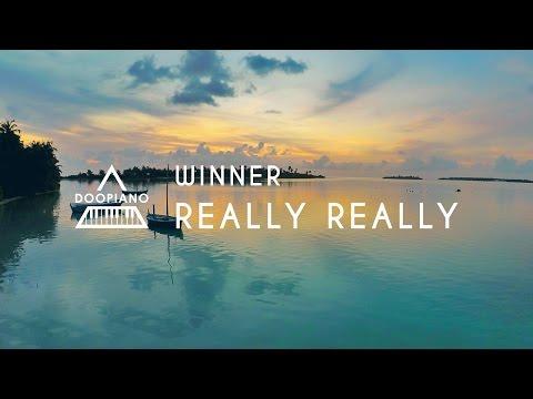 WINNER (위너) - REALLY REALLY (릴리릴리) Piano Cover