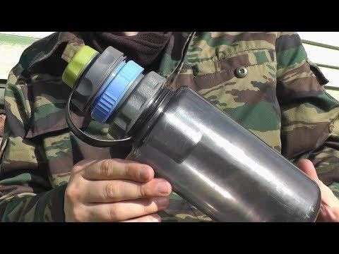 Бутылки Nalgene 1л / 400мл и аксессуары к ним
