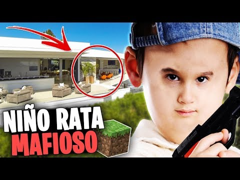 TROLLEO AL NIÑO RATA NARCO | MARC | TROLLEOS EN MINECRAFT #167