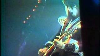 "KISS - ""Take Me"" live Cobo Hall 1977"