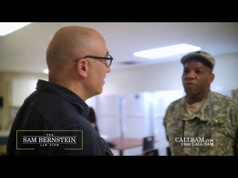 Serving Those Who've Served - Call Sam Kitchen for Veterans