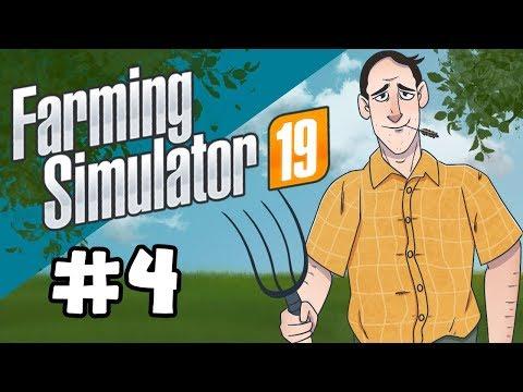 Sips Plays Farming Simulator 19 (4/1/19) #4 - A Leasing Machine