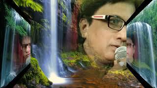 SUKH KE SAB SATHI Singing Karaoke NITIN AMBERKAR IN GEET MALLHAR KARAOKE ORCHESTRA
