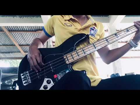 Bass Cover Amazing Thailand