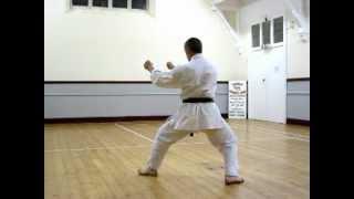 Heian Yondan (Shotokan Karate Kata)