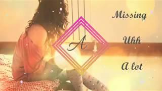 Teri Yaad Bahut Ab Aane Lagi Hai   female Version  😘Love Sad Song💝 2017