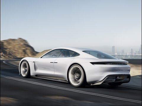Porsche Will be 50% Electric In Six Years -- Here