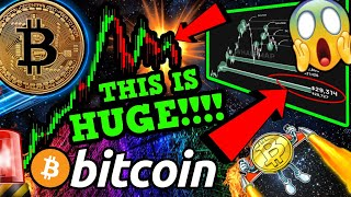 BITCOIN SHOCKING DATA!!! HISTORY WILL BE MADE! DON'T Miss This Chance [Exact Target]