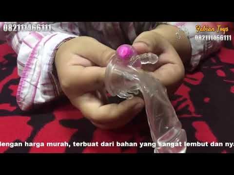 Cara Pakai Kondom Duri Silikon Getar