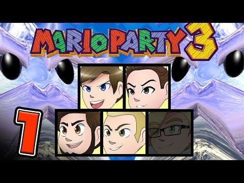 Mario Party 3: Shoot Your Shot - EPISODE 1 - Friends Without Benefits