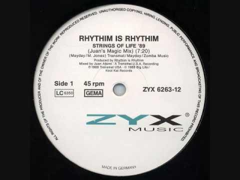 Rhythim Is Rhythm  Strings Of Life 89 Juans Magic Mix