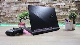 aSUS ROG STRIX G531 - Intel i5-9300H - GTX 1650 - Game & Benchmark Test