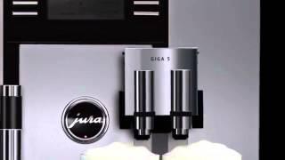 Купить кофемашину б/у Jura GIGA 5 Aluminium(Импортер и производитель лучшего кофе - http://ucoffee.com.ua - Оптовая продажа кофе - Продажа/аренда кофе машин - Прод..., 2015-03-22T16:58:45.000Z)