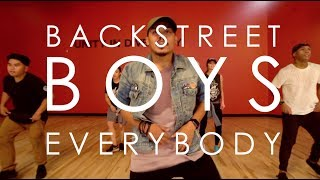 Backstreet Boys - Everybody | @mikeperezmedia Choreography