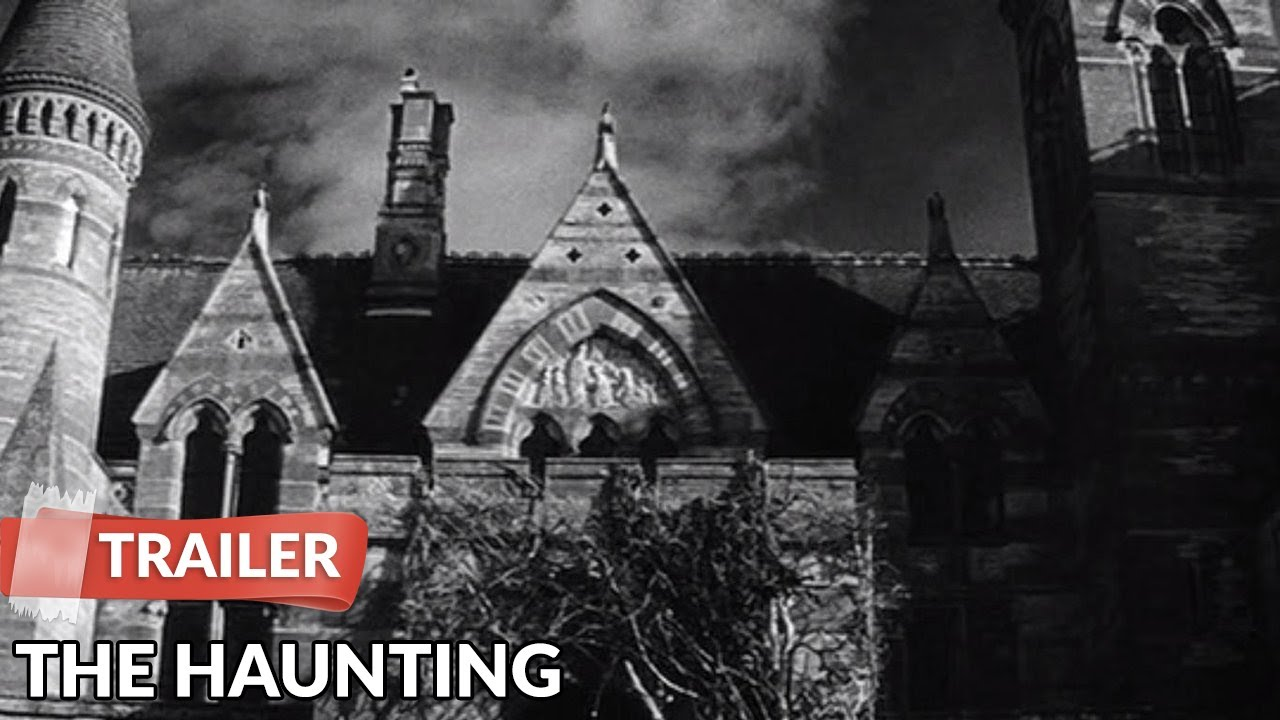 The Haunting 1963 Trailer HD | Julie Harris | Claire Bloom