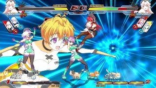 Nitroplus Blasterz: Heroines Infinite Duel: Giant Bomb Quick Look