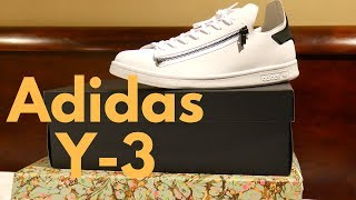Y3 stan smith| unboxing & on foot (4k)