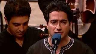 Repeat youtube video Hooman Khalatbari and  Simorq Orchestra,  Homayoun Shajarian.  همایون شجریان  اجرای ارکستر سیمرغ