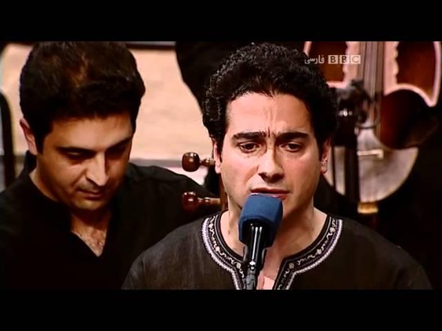 Hooman Khalatbari and  Simorq Orchestra,  Homayoun Shajarian.  ?????? ??????  ????? ?????? ?????