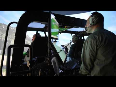 The most advanced Full Flight Simulator for mission-readiness