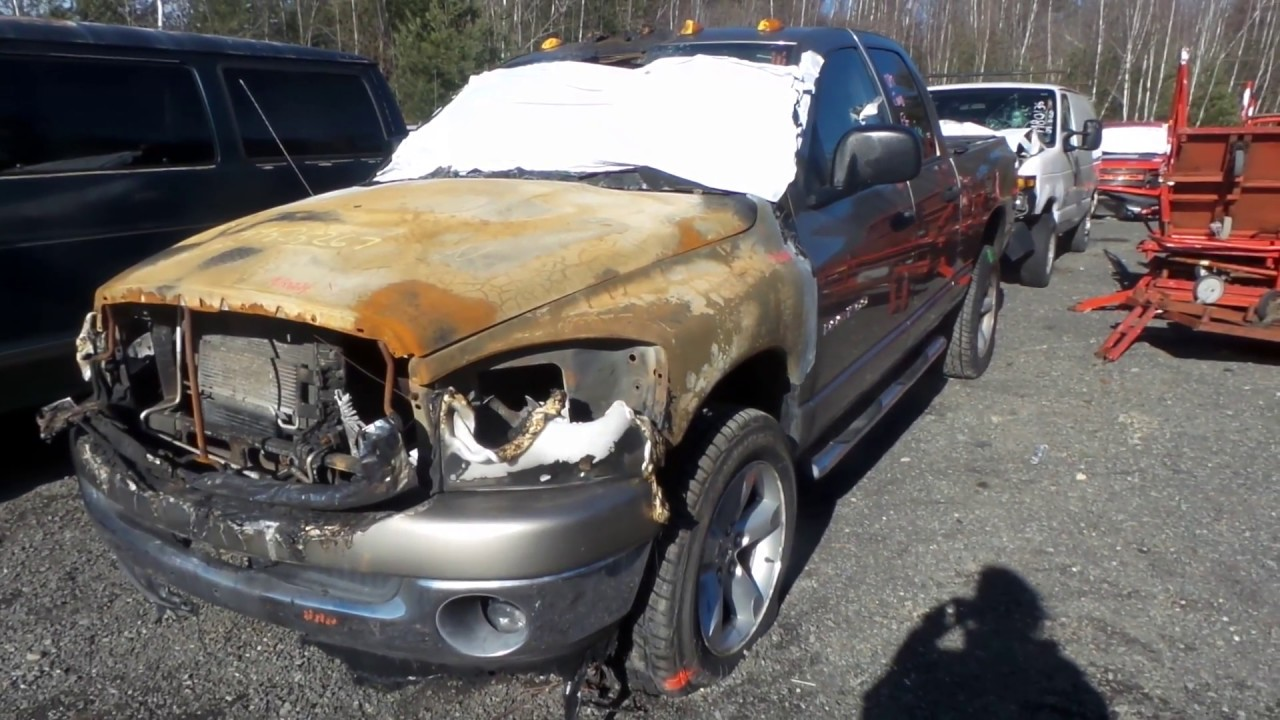 Parting Out 2007 Dodge Ram 1500 | Stock # M80224