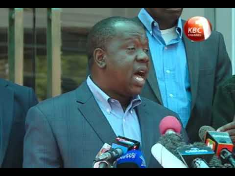 Matian'gi urges Kenyans to observe the law