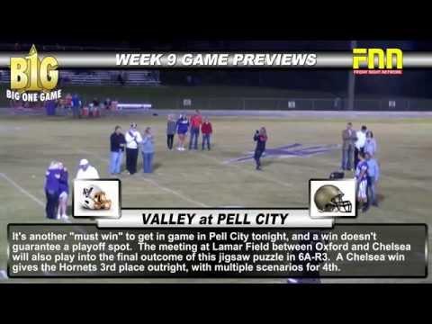 Victory Christian at Ragland High School Football