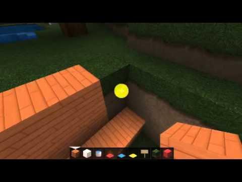 Como hacer una piscina moderna en minecraft youtube for Como construir una piscina economica