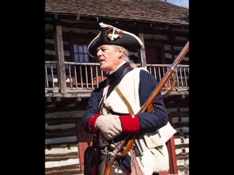 Video Imaging Final - The Old Fort.  Reenactment Fort Wayne Indiana.