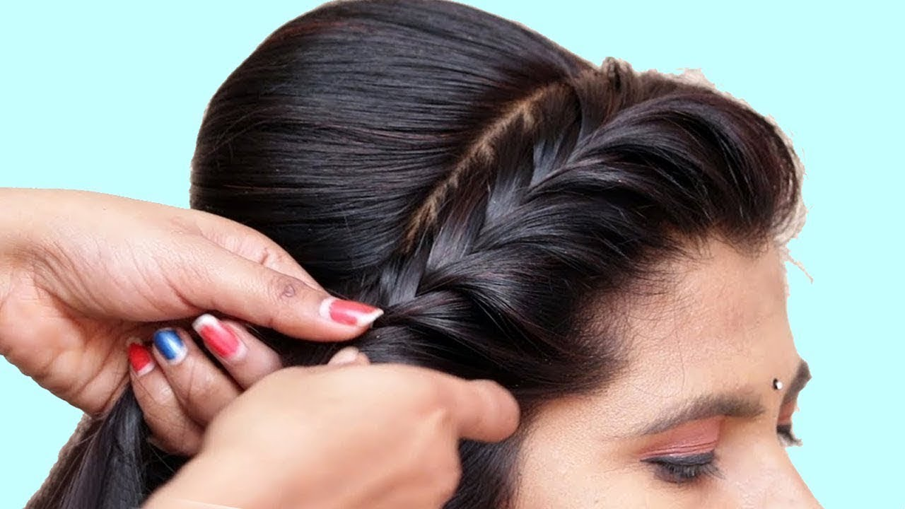 3 Awesome Hairstyles Easy Hairstyles For Long Hair Beautiful Hairstyle Ladies Hairstyle Hair Youtube