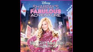 Shawn Molko singing My Girl and Me from the movie Sharpay's Fabulou...