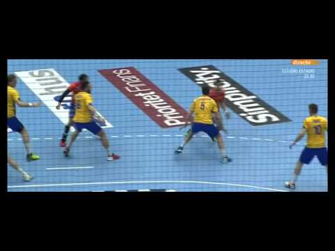 Sweden vs Spain 23 25 Olympic qualification full match