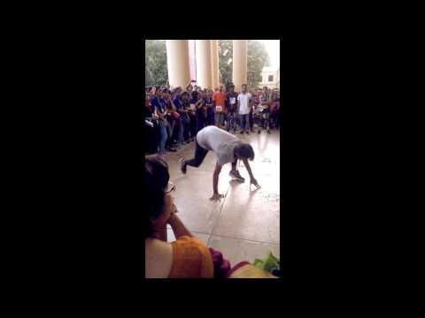 Dance Face-Off @ Isabella Thoburn College, Lucknow (Winner)