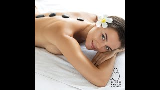 How To Give The Perfect Hot Stone Massage