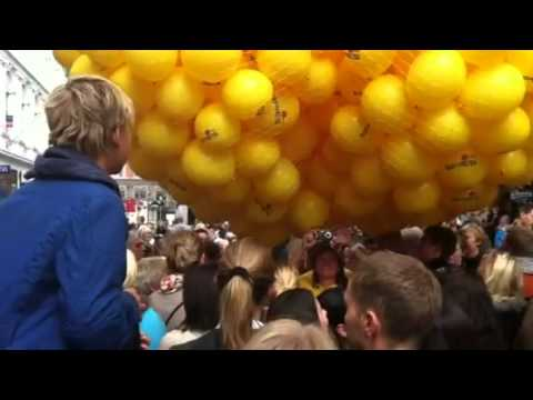 People going freebee bonanza for travel coupons – Story from Stiften.dk