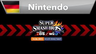 Super Smash Bros. für Nintendo 3DS / Wii U - Neuer Inhalt naht!
