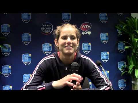 Julia Goerges: Friendliest Player on WTA Tour