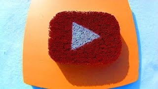 BURNING YOUTUBE MATCHES PLAY BUTTON  - FULL HD
