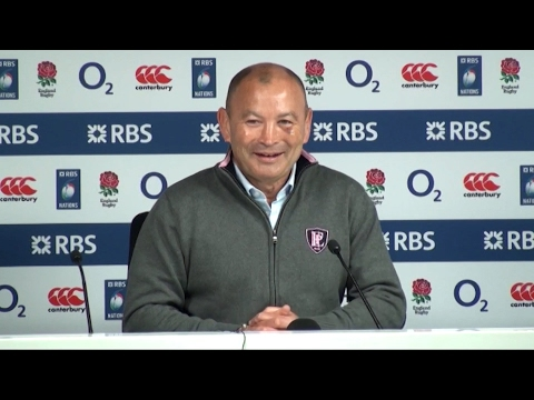 England 19-16 France - Eddie Jones Full Post Match Press Conference - Six Nations