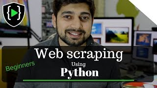 web scraping using python for beginners