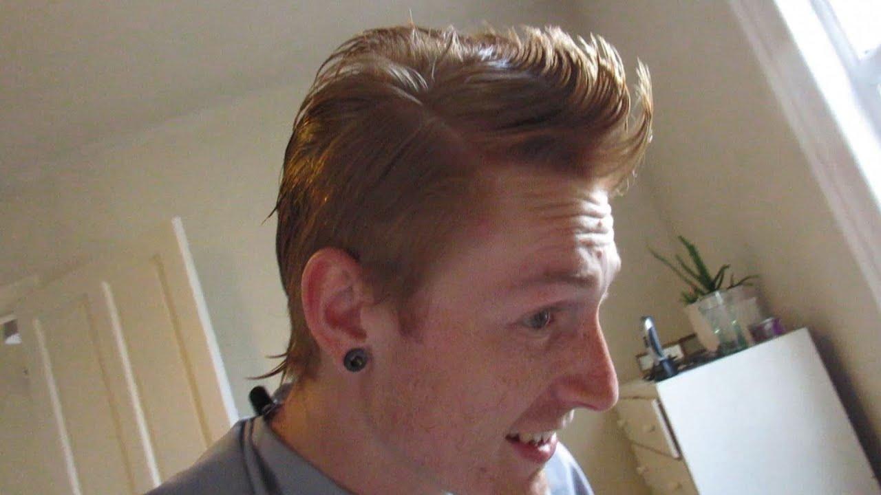 Ace Ventura Haircut 231 Youtube