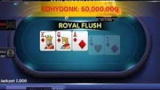 JACKPOT DETIK-DETIK MENANG JACKPOT SUPER ROYAL FLUS(60.000.000)