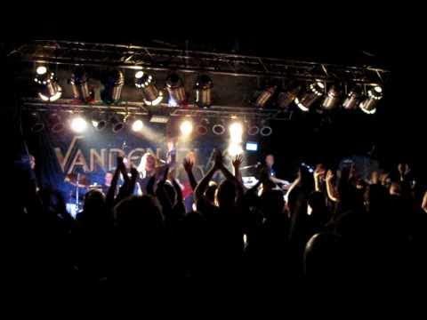 Vanden Plas - Rainmaker live - Cologne 11/09/2010
