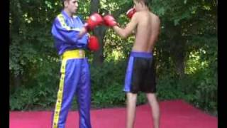 Уроки Кикбоксинга и Айкидо от Евгения Шихотова!!!(мое учебное видео http://pobeda-v-drake.ru/ бокс, кикбоксинг, муай тай, каратэ, карате, таэквондо, тхэквондо, айкидо,..., 2010-06-18T08:39:39.000Z)