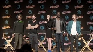 The Defenders - Sigourney Weaver is in! | official announcement at NYCC (2017)