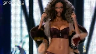 Adriana Lima - Victorias Secrets Fashion Shows  compilation 1999 - 2014  by SuperModels Channel thumbnail